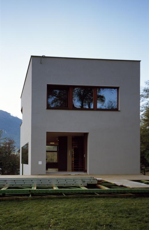 Rodinný dom, likavka - pohľad v